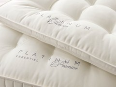 - Packed springs camel hair mattress ESSENTIEL PREMIER - Treca Interiors Paris