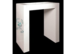 - Rectangular natural stone washbasin GIARDINO | Washbasin - DANILO RAMAZZOTTI ITALIAN HOUSE FLOOR
