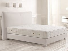 - Packed springs cashmere mattress SILK PRESTIGE - Treca Interiors Paris