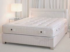 - Packed springs cotton mattress CORPUS PRESTIGE - Treca Interiors Paris