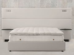- Packed springs wool mattress SILVER PRESTIGE - Treca Interiors Paris
