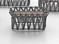 - Rectangular ash garden side table BUTTERFLY | Rectangular coffee table - B&B Italia Outdoor, a brand of B&B Italia Spa