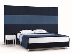 - High upholstered headboard for double bed PLAY - Treca Interiors Paris