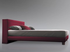 - High upholstered headboard for double bed CUBE - Treca Interiors Paris