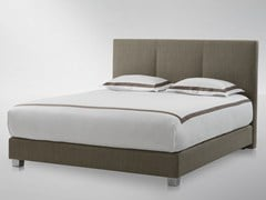 - High upholstered headboard for double bed KATE - Treca Interiors Paris