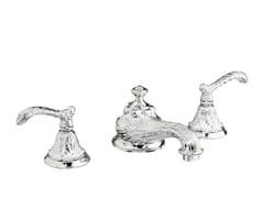 - 3 hole countertop washbasin tap 230001.B340.50 | Washbasin tap - Bronces Mestre