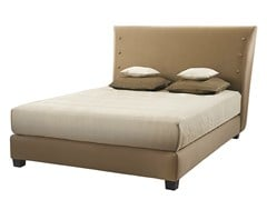 - High upholstered headboard for double bed VIENNA - Treca Interiors Paris