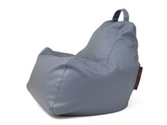 - Imitation leather bean bag PLAY OUTSIDE - Pusku pusku