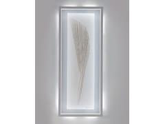 Lampada da parete a LED a luce indirettaORIENTAL LT - CINIER RADIATEURS CONTEMPORAINS