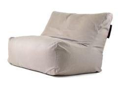 - Double upholstered fabric garden armchair SOFA SEAT NORDIC - Pusku pusku