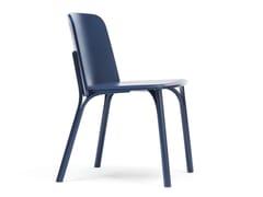 - Wooden chair SPLIT | Chair - TON