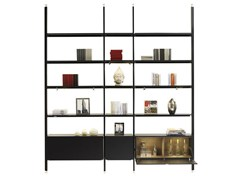 - Open double-sided bookcase MAGIC MATRIX | Open bookcase - YOMEI