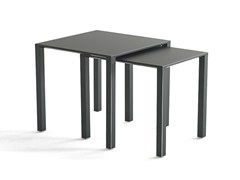 - Rectangular side table INFINITY | Side table - YOMEI