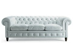 - Tufted 3 seater sofa CHESTER | 3 seater sofa - Poltrona Frau