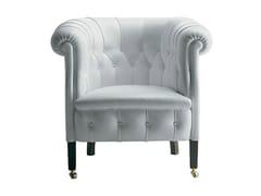 - Tufted armchair FUMOIR | Armchair - Poltrona Frau