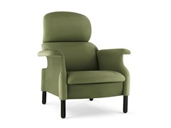 - Armchair with armrests SANLUCA | Armchair - Poltrona Frau