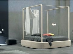 - Double bed KIRA | Canopy bed - Twils