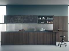 - Oak kitchen FIFTY | Composition 02 - Zampieri Cucine