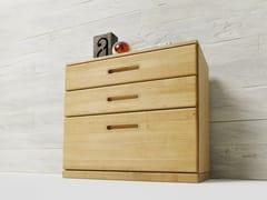 Cassettiera in legno masselloBABY | Cassettiera - TEAM 7 NATÜRLICH WOHNEN