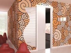 - Counter frame for single sliding door SINGLE - PROTEK®