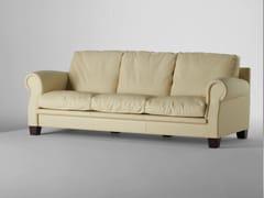 - 3 seater leather sofa AUSTEN | 3 seater sofa - Poltrona Frau