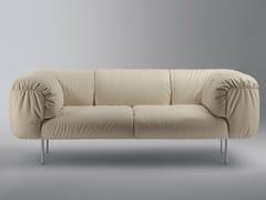 - 2 seater leather sofa BEBOP | 2 seater sofa - Poltrona Frau