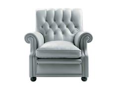 - Tufted armchair BONNIE | Armchair - Poltrona Frau