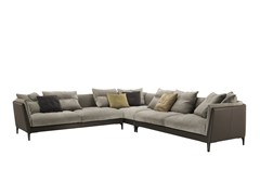 - Sectional modular sofa BRETAGNE | Sectional sofa - Poltrona Frau