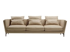 - 3 seater leather sofa BRETAGNE | 3 seater sofa - Poltrona Frau