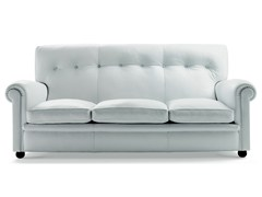 - 3 seater leather sofa EDOARDO | 3 seater sofa - Poltrona Frau