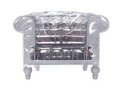 - PVC armchair GHOSTFIELD | Armchair - Poltrona Frau
