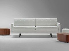 - 2 seater leather sofa KENNEDEE | 2 seater sofa - Poltrona Frau