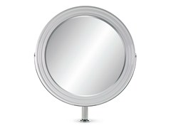 - Double-sided swivel round mirror MAGNUM DOUBLE FACE - OUTSIDER