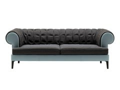- 2 seater fabric sofa MANTO' | Fabric sofa - Poltrona Frau