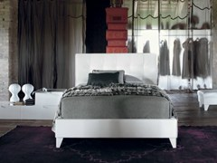 - Fabric storage bed with tufted headboard MAX CAPITONNÈ | Fabric bed - Twils