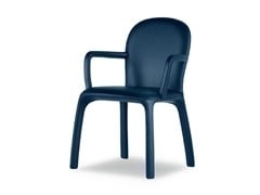 - Chair with armrests AMELIE | Chair with armrests - Poltrona Frau