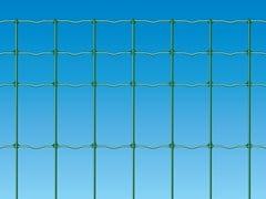 - Plastic electrically welded mesh Fence EXECUTIVE PLUS - Siderurgica Ferro Bulloni