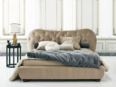 - Double bed with tufted headboard GIULIETTA FREE - Twils