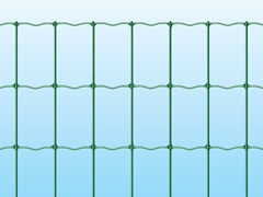 - Plastic electrically welded mesh Fence EXECUTIVE LEGER - Siderurgica Ferro Bulloni