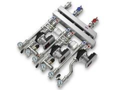Sistema modulare di distribuzione sottocaldaiaMULTIMIX C - I.V.A.R.