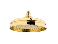 - Gold rain shower 016300.0AR.00 | Overhead shower - Bronces Mestre