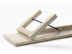 - Wooden bench ARKITECTURE TJP3 | Bench - Nikari