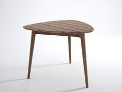 - Teak garden table VINTAGE OUTDOOR | Table - KARPENTER