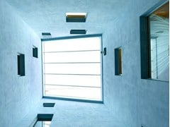 - Continuous rooflight MOGS 65® | Continuous rooflight - Mogs srl unipersonale