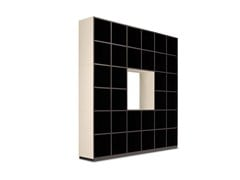 - Open office shelving C.E.O. CUBE CABINET | Office shelving - Poltrona Frau