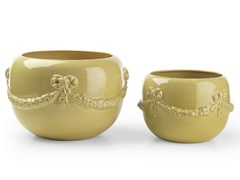 - Ceramic plant pot DEUS | Plant pot - MARIONI