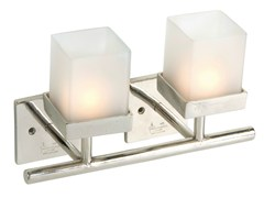 - Wall-mounted metal candle holder 10719 | Metal candle holder - Dauby