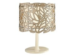 - Ceramic table lamp LEAF | Table lamp - MARIONI