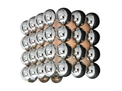 - Metal wall light BUBBLE | Wall light - MARIONI