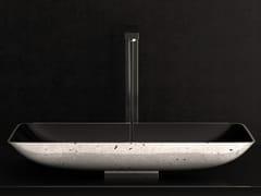 - Countertop rectangular washbasin NEK LUX - Glass Design